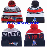 beanie caps for men - Classic Patriots New England beanies Winter High Quality Beanie For Men Women Skull Caps Skullies Knit Cotton Hats