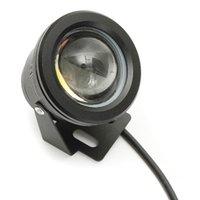 Wholesale Audew W COB LED Fog Light DRL Universal Motorcycles Driving Headlights Spotlight Car Fog Lamp Waterproof
