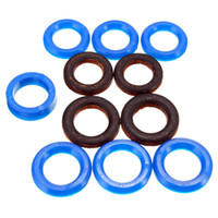 Wholesale Best Promotion Plastic Blue Black Cowhide Airless Seal kit for Graco Repair Packing Kit