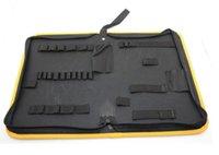 aluminum composite materials - Waterproof RTG big tool cabinet tool bag portable fitting multifunction oxford cloth composite material maleta de ferramentas