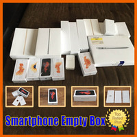 iphone empty box - iphone s s SE c s plus Empty Retail Boxes Mobile phone box for samsung Galaxy S4 S5 S6 S7 Edge