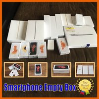 apple empty box - iphone s SE c s plus Empty Retail Boxes Mobile phone box for samsung Galaxy S4 S5 S6 S7 Edge Note