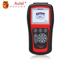 application scanning tools - ools Maintenance Care Code Readers Scan Tools AUTEL MaxiService EBS301 Electric Brake Service Tool Multi brand applications Read and Cle