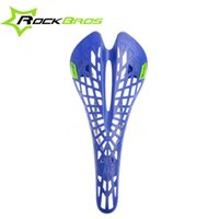 Wholesale arts of the animal cell Rockbros Cycling MTB Ultralight Saddle Seat Fixed Gear Mountain Road bike City Bicycle Saddle Super Breathable L