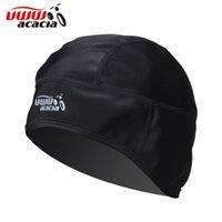 bicycle cap - ACACIA UWW Bicycle Accessories Winter Fleece Bike Masks Collar Headscarf Bicicleta Outdoor Bicycle Black Warm Cycling Cap