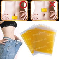 Wholesale 2016 Lazy Bone Magnetic Effective set Slim Patch Slim Patch Patches Slimming Loss Weight Fitness Health Pad set