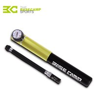 bc tool - BASECAMP High Quality Mini Portable Mountain Bike Bicycle Pump Cycling Tire Inflator Air Tools Accessories Hand Pumps BC