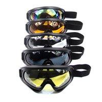 Wholesale HOT Motorcycle Dustproof Ski Snowboard Sunglasses Goggles Lens Frame Eye Glasses