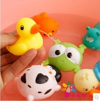 Wholesale 2016 new children s bath water baby toys to develop small and a of fun intelligence a of models non toxic w7