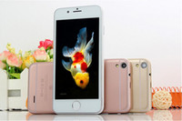 Android 64-Bit Quad Core 2GB goophone i7 iphone7 Quad core 4.7inch cheap mobile phones wholesale Android 6.0 MTK6580 512M 8G fake 4g lte fingerprint sensor