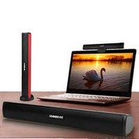 bass bar - IKANOO USB LAPTOP PORTABLE SOUND BAR SPEAKER MINI COMPUTER SOUNDBAR SPEAKER HIFI AND POWERFUL SOUND SUPER BASS