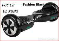 Wholesale Cheap and High Quality Lithium Smart Balance Wheel hoverBoard with LED Light