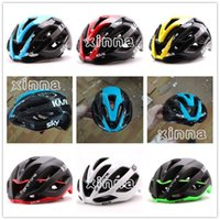 Wholesale Ship in H Kask Protone Cycling Helmet Fiets Casco Ciclismo Team Sky Pual Smith Helmet MTB Bicycle Helmets Pro Team Head Wear Ultralight