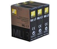 Wholesale ML L3 MLL3 Wireless Camera Shutter Remote Control For Nikon DSLR V2 J2 J3 D90 D3200 D7100 D7000 D5300 D5200 D300 D610 D600