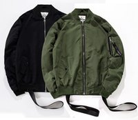 airing meaning - The new Air Force pilot jacket MA1 M Original Tide brand Japanese retro sports baseball uniform jacket women means shipping