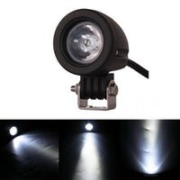 Wholesale 1pc W Lumen V DC High Power Offroad LED Work Light Spot Lamp Fog V Car x4 Motorcycle Boat ATV