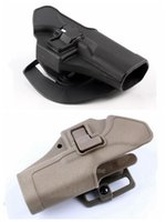 Cheap Quick Tactical Holster Right Hand Paddle & Belt Holster For Glock G17