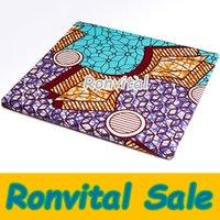 Wholesale African cotton printed batiks super batik DIY fabric limited time sale HF003