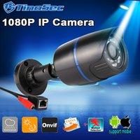 abs ip camera - Full MP HD IP camera Onvif P2P HD bullet IP NIght Vision Camera P HI3516C IM222 ABS Camera cctv home security free