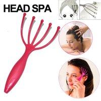 Wholesale Head SPA Scalp Massage Massager Equipment Stress Relax