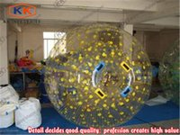 al por mayor zorbing zorb-capas dobles promocionales zorbing inflable bola / nieve y la tierra precio bola del zorb