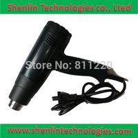Wholesale Thermal shrinking gun shrink fast fire gun electrical W in stock plastic sleeve shrinker packaging tools equipment