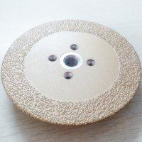 Wholesale Vacuum Brazed Diamond Grinding Disc Cup Wheel For Concrete