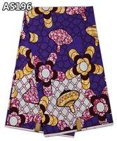 african attire - African Hollandais Real Dutch Wax African Wax fabric Hollandais Super Wax African Attire For Nigerian yards AS196