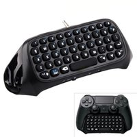 Wholesale Mini Bluetooth Wireless Keyboard For PS4 Game Accessories