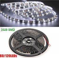 ac pcb - Black PCB LED Strip DC V led strip lights waterproof IP65 led M flexible led strips Car Lighting