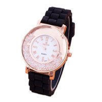 atmosphere products - The New New Sports Men And Women Casual Fashion Watches Quartz Leather Atmosphere Men And Women Must watch A Single Product