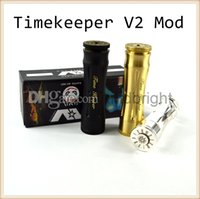 avid design - Avid lyfe lastest design mechanical mod Timekeeper V2 Mod Clone Timekeeper v2 mod able stacked mod clone with