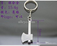 axe holder - Broadsword axe Tool saw Wrench Stainless steel Spanner keychain chaveiro llaveros key ring key holder keychain for the keys