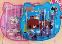 Wholesale 8 Children s stationery gift sets