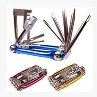 Wholesale Bicycle bicycle repair tools mountain bike riding equipment maintenance tools with disassembly chain device