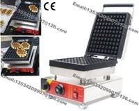belgian waffle irons - Commercial Non stick v v Electric slice Belgian Belgium Liege Waffles Baker Maker Iron Machine Mold