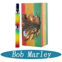 Cheap Bob marley dry herb vaporizer Starter Electronic Cigarette Kit Herbal Vaporizers Pen Vape VS Snoop Dog Pen Pro Kits DHL free