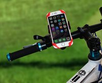 bicycle carriage - phone Motorcycle Bicycle Mountain bike mount Holder Stand for iPhone s plus S galaxy note J1 GPS Baby carriage holder HDSZ004
