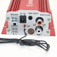 Wholesale 500W channel Amplifiers Digital Audio Power Amplifier sound Car amplificador subwoofer Hi Fi Stereo Boat Home mp3 AMP MA