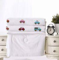 adult room colors - 200X230 Summer Bedspread Luxury Cotton Blanket Comforter Bedding set Colors Car Quilted Bedcloth Bedcover Model Room Decor