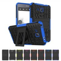 Wholesale Back Shell Case for Samsung Galaxy Tab A SM T280 SM T285 Tab A SM T580 Tab E SM T560 SM T561