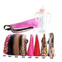 baby string lights - Portable Baby Feeding Milk Bottle Warmer Thermal Mummy Insulation Tote Hang Bag