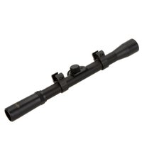 airsoft guns best - 4X20 Air Rifle Telescopic Scope Sights Riflescopes Hunting Sniper Scopes Riflescope for Caliber Rifles and Airsoft Guns Y0262 Best