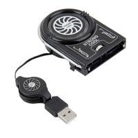 Wholesale FYD Strong Cool Mini Flexible Vacuum Air Extracting USB Cooler Cooling Fan for Notebook Laptop Accessories Computer Peripheral