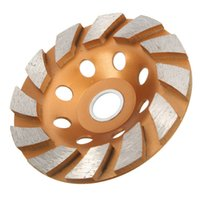 Wholesale 4 Inch Diamond Grinding Wheel mm Concrete Masonry Stone Marble Sanding Wheel