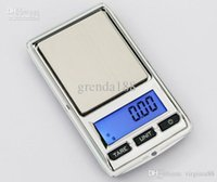 Wholesale mini digital scales precision handhold jewelry scale electronic pocket scales