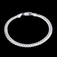 bangles latest designs - Charm Bracel for Women H199 Latest Women Classy Design Snake Chain Bracelet Fit silver Bracelet Bangle Chain Charm Beads Bracelet