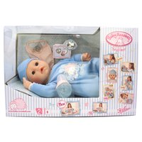 Wholesale Hsb toys ZAPF Zapf Baby Annabell doll with many functions like tear feed drink Blink cm dolls