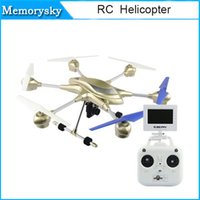 Wholesale new HUAJUN W609 CH with Six Axis Gyro RTF RC Hexacopter FPV Drones With MP Camera Drone