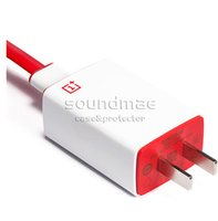 Wholesale Original One plus One Power USB Wall Charger V A Home Travel Adapter Plus Charger AC Power Adapter For One Plus